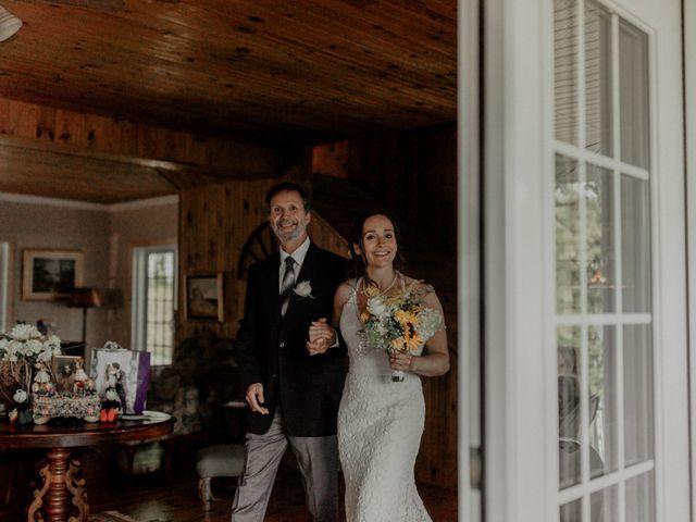 James and Vero's wedding in Harrington, Quebec 99
