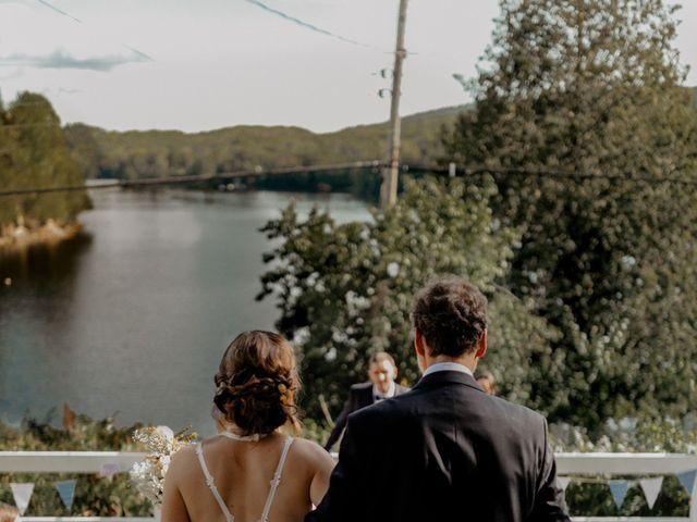 James and Vero's wedding in Harrington, Quebec 101