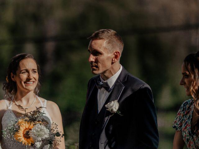 James and Vero's wedding in Harrington, Quebec 106