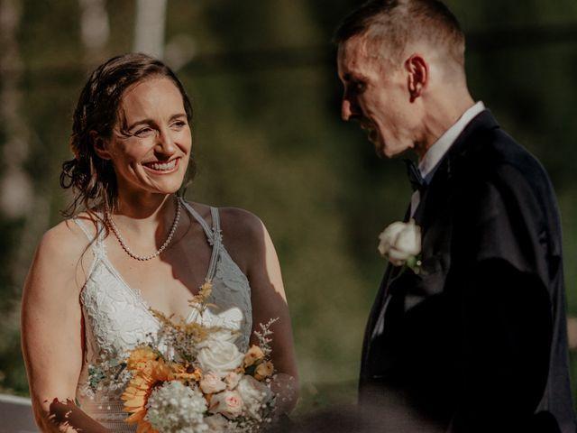 James and Vero's wedding in Harrington, Quebec 116