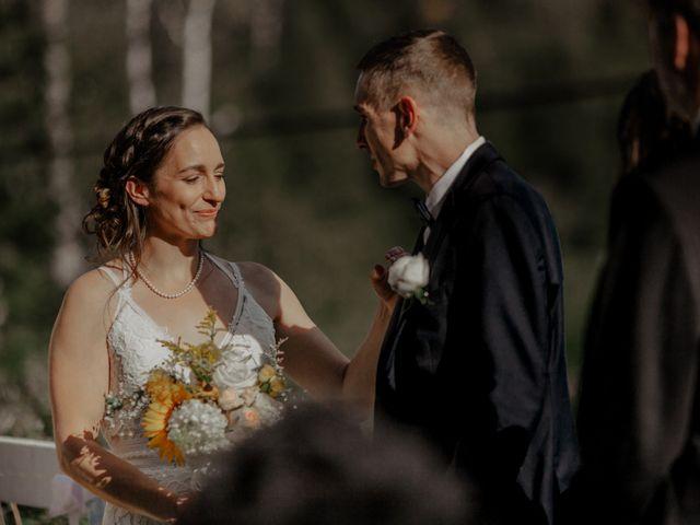 James and Vero's wedding in Harrington, Quebec 119