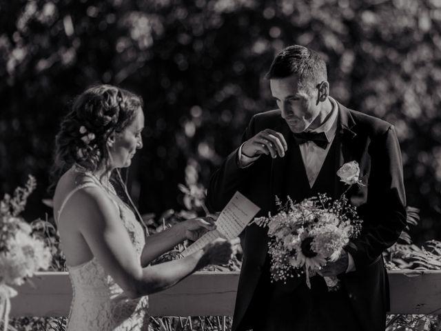 James and Vero's wedding in Harrington, Quebec 122