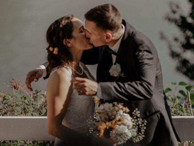 James and Vero's wedding in Harrington, Quebec 124