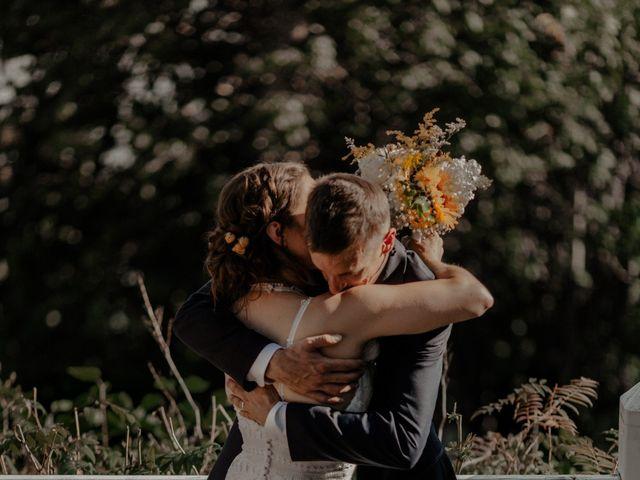 James and Vero's wedding in Harrington, Quebec 127
