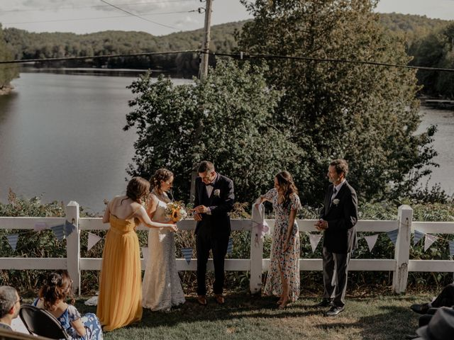 James and Vero's wedding in Harrington, Quebec 132