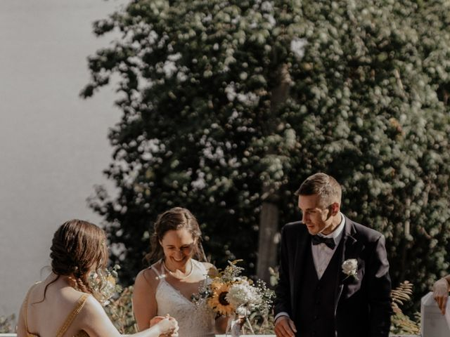 James and Vero's wedding in Harrington, Quebec 133