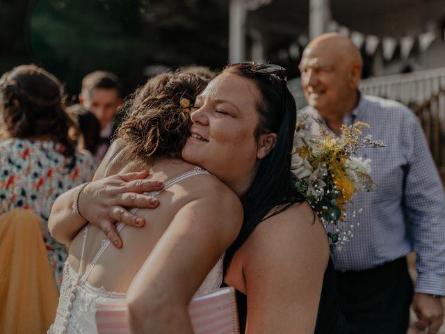 James and Vero's wedding in Harrington, Quebec 145