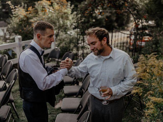 James and Vero's wedding in Harrington, Quebec 151