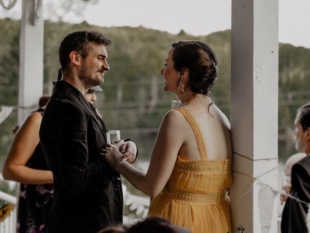 James and Vero's wedding in Harrington, Quebec 158
