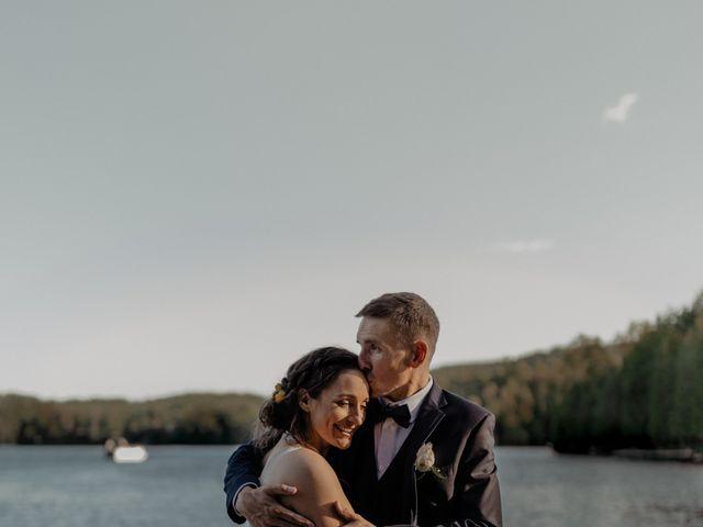 James and Vero's wedding in Harrington, Quebec 181