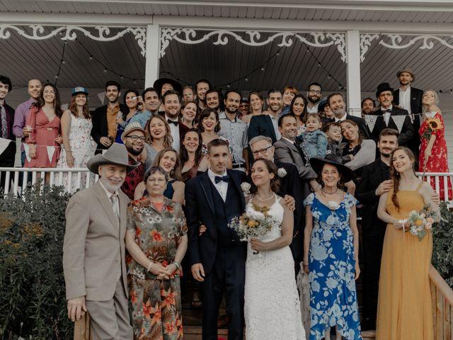James and Vero's wedding in Harrington, Quebec 203