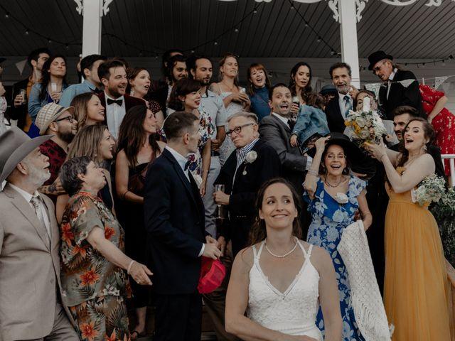 James and Vero's wedding in Harrington, Quebec 207