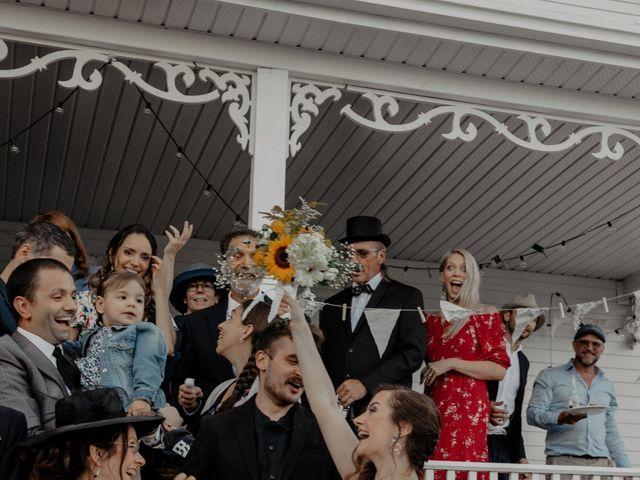 James and Vero's wedding in Harrington, Quebec 208