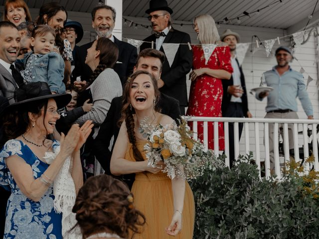 James and Vero's wedding in Harrington, Quebec 209
