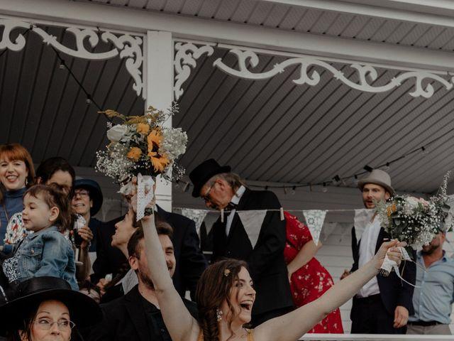 James and Vero's wedding in Harrington, Quebec 210