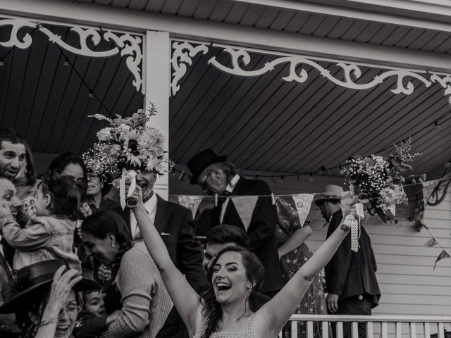 James and Vero's wedding in Harrington, Quebec 211