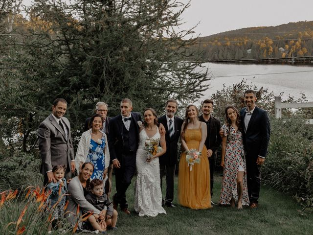 James and Vero's wedding in Harrington, Quebec 212