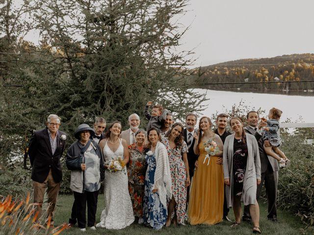 James and Vero's wedding in Harrington, Quebec 215