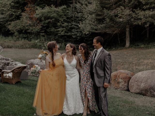 James and Vero's wedding in Harrington, Quebec 222