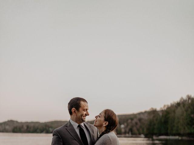 James and Vero's wedding in Harrington, Quebec 231
