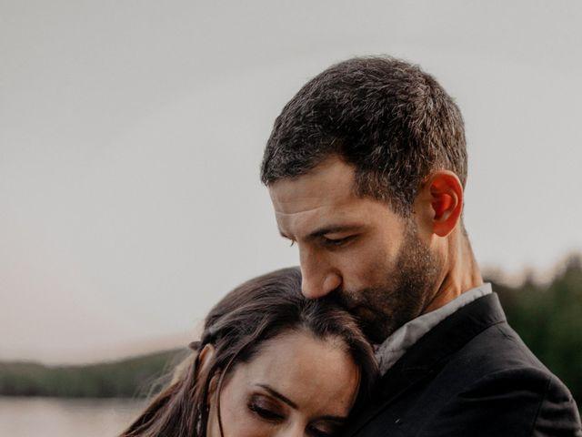 James and Vero's wedding in Harrington, Quebec 234