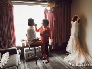 Rich and Carla's wedding in Newmarket, Ontario 10