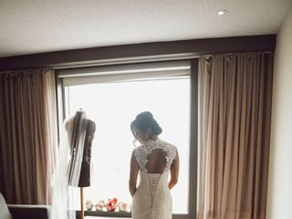 Rich and Carla's wedding in Newmarket, Ontario 17
