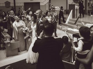 Rich and Carla's wedding in Newmarket, Ontario 27