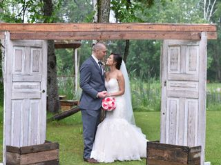 Rich and Carla's wedding in Newmarket, Ontario 36
