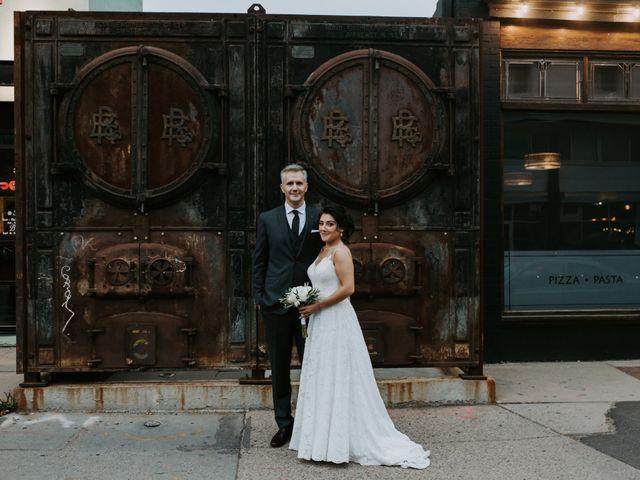 The wedding of Kamela and Darryl