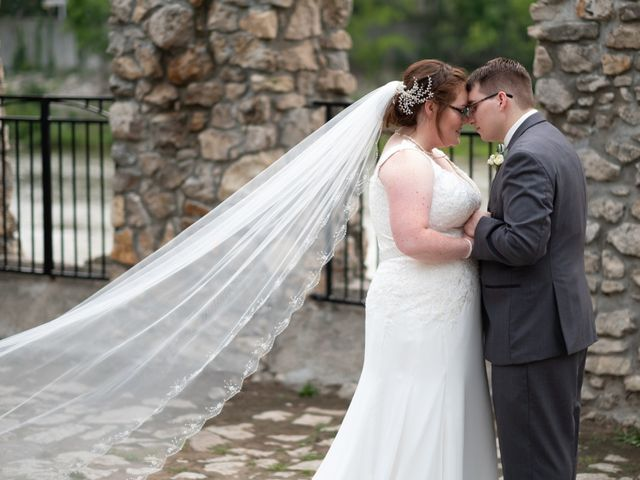 The wedding of Kate and Zach