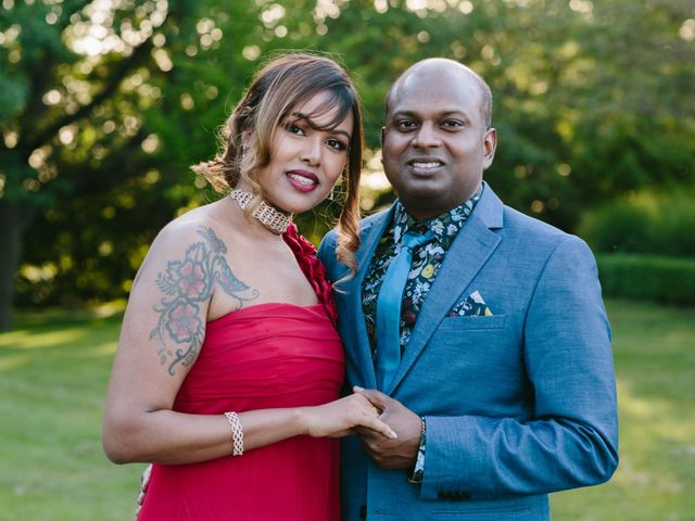 Leena and Ravi's wedding in Vancouver, British Columbia 4