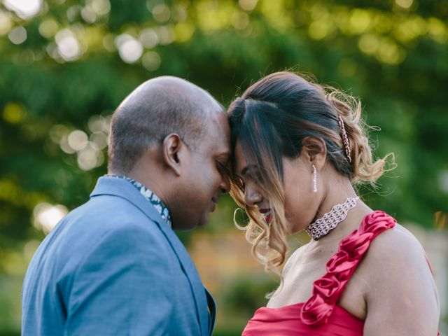 Leena and Ravi's wedding in Vancouver, British Columbia 5