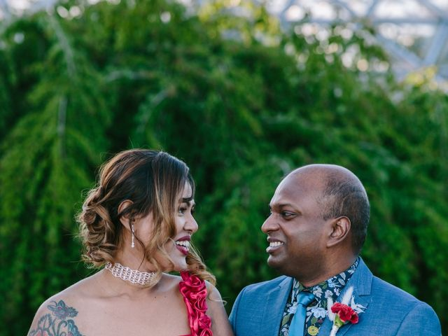 Leena and Ravi's wedding in Vancouver, British Columbia 7