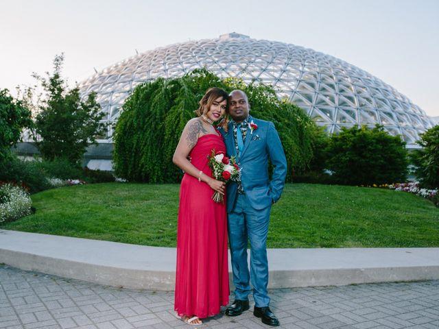 Leena and Ravi's wedding in Vancouver, British Columbia 8
