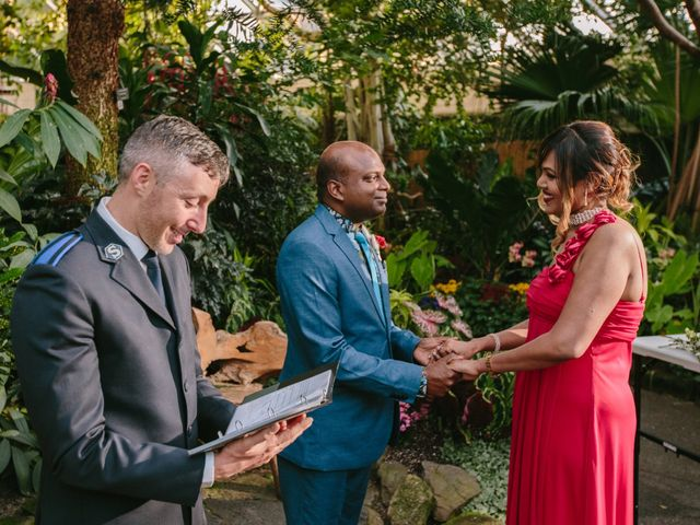 Leena and Ravi's wedding in Vancouver, British Columbia 14