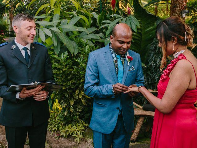 Leena and Ravi's wedding in Vancouver, British Columbia 15