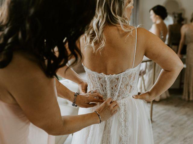 Scott and Tyneille's wedding in Sylvan Lake, Alberta 12