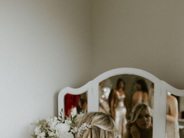 Scott and Tyneille's wedding in Sylvan Lake, Alberta 13
