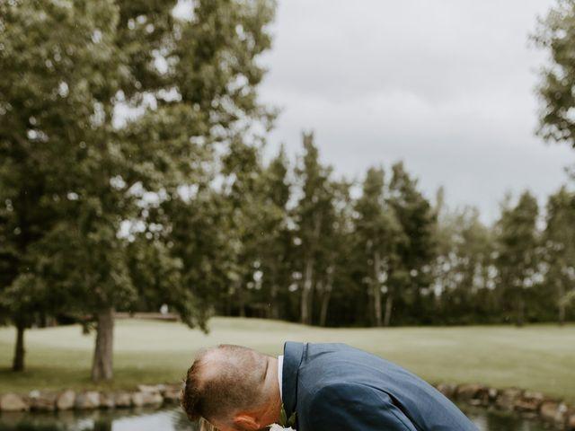 Scott and Tyneille's wedding in Sylvan Lake, Alberta 27