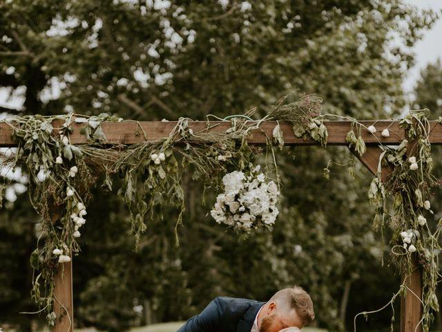 Scott and Tyneille's wedding in Sylvan Lake, Alberta 28