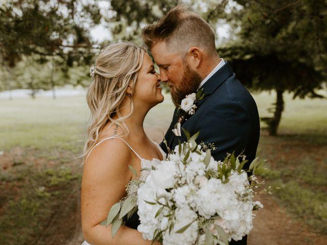 Scott and Tyneille's wedding in Sylvan Lake, Alberta 37