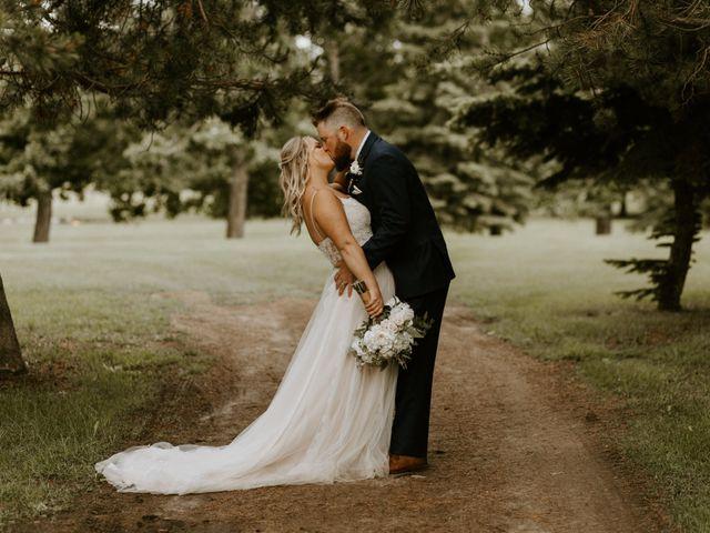 Scott and Tyneille's wedding in Sylvan Lake, Alberta 38
