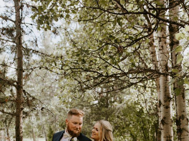 Scott and Tyneille's wedding in Sylvan Lake, Alberta 39