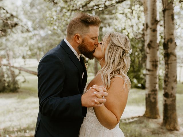 Scott and Tyneille's wedding in Sylvan Lake, Alberta 41
