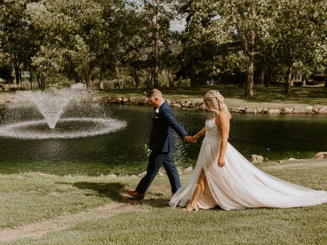 Scott and Tyneille's wedding in Sylvan Lake, Alberta 43