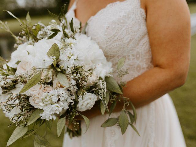 Scott and Tyneille's wedding in Sylvan Lake, Alberta 45