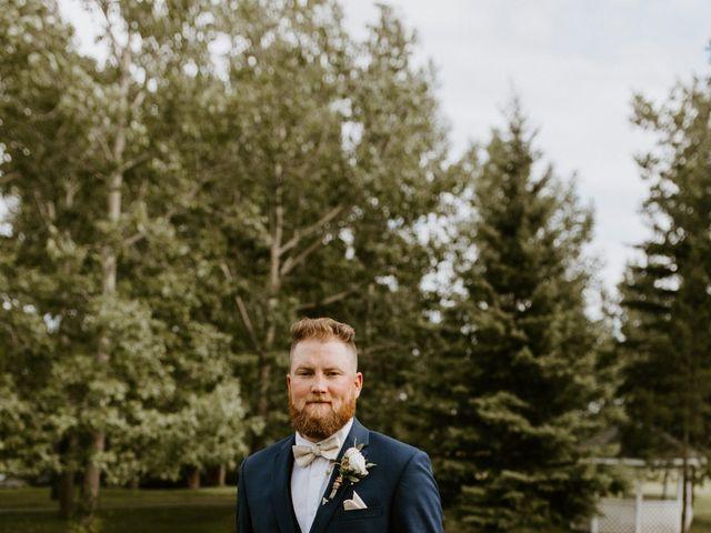 Scott and Tyneille's wedding in Sylvan Lake, Alberta 46