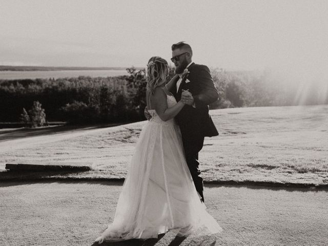 Scott and Tyneille's wedding in Sylvan Lake, Alberta 49