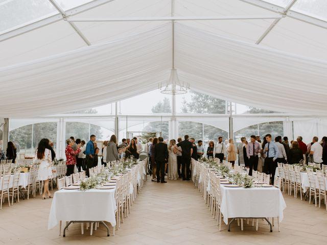 Scott and Tyneille's wedding in Sylvan Lake, Alberta 54